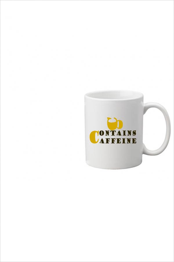 contains caffeine coffee mug, mysay.in
